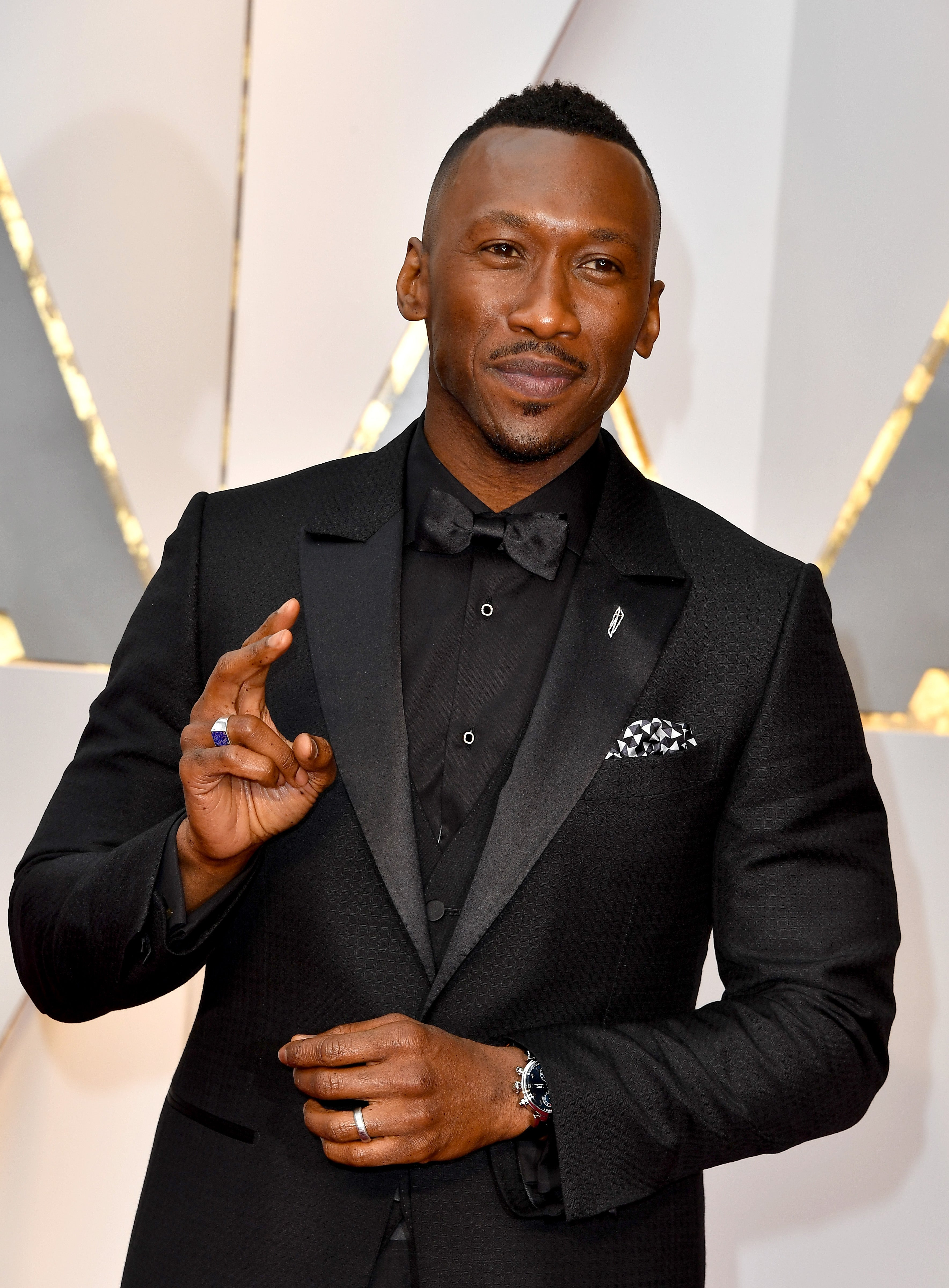 You Have To Hear Mahershala Ali's Raps From Back In The Day