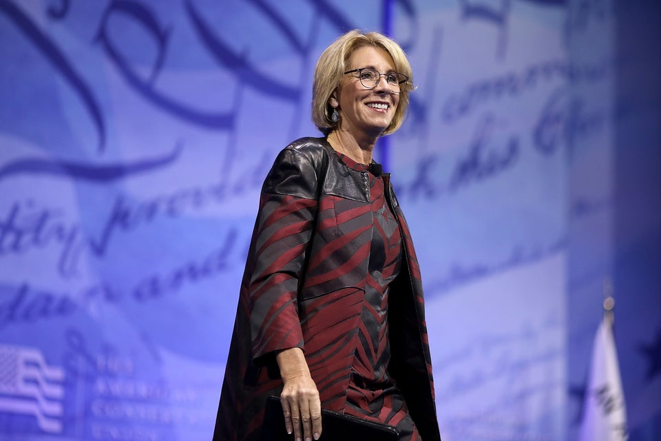 Betsy DeVos Likening HBCU's To School Choice Was No Accident – It's Her Agenda
