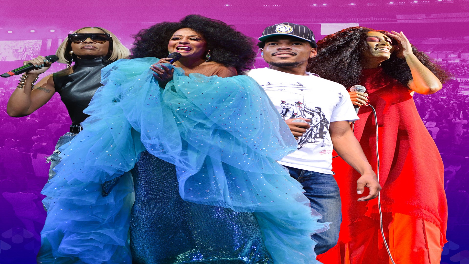 The Ultimate Weekend Playlist Featuring Music From Our 2017 ESSENCE Fest Artists