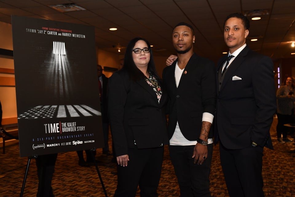 Clone of TIME: The Kalief Browder Story.