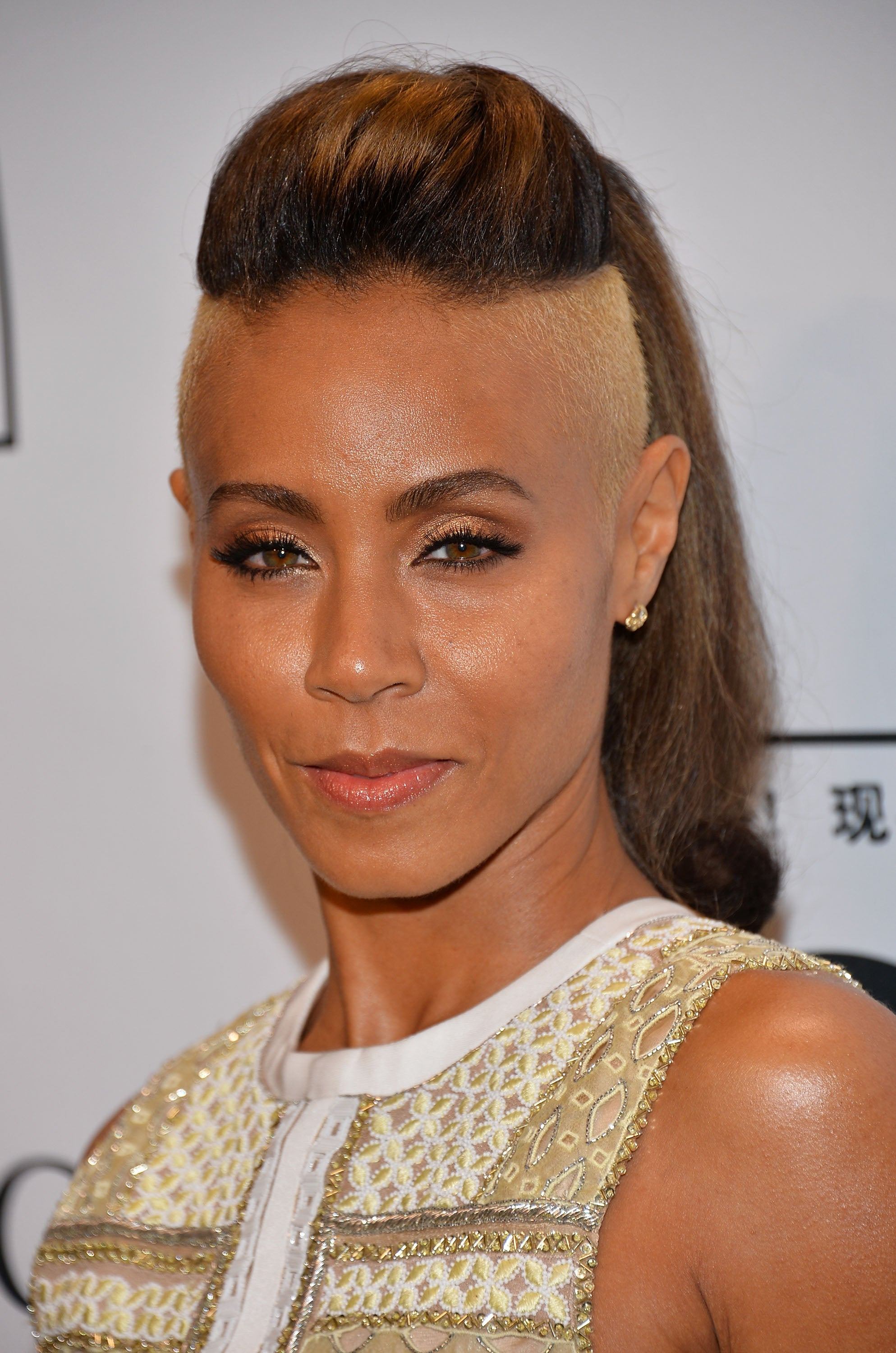 Celebrity Shaved Hairstyles Essence