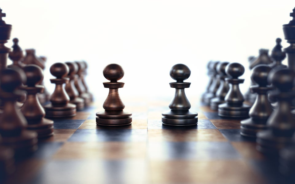 Meet The Man Teaching Life Strategy To Black Youth Through A Chess Board