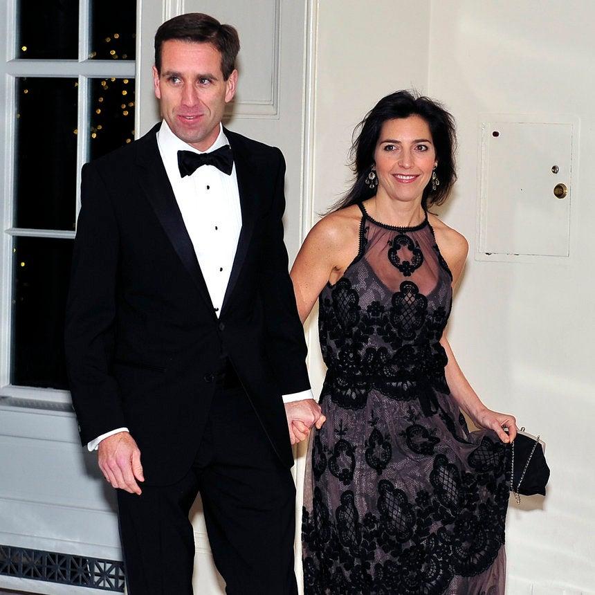 Beau Biden's Widow Hallie Biden Is Now Dating His Brother Hunter