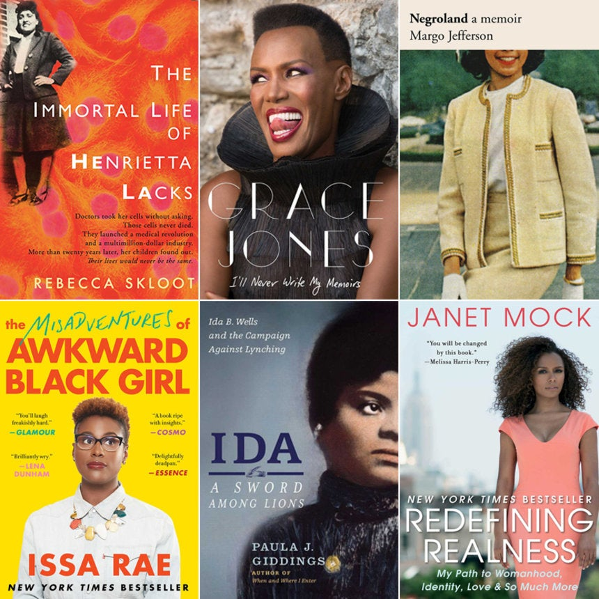 17 Memoirs And Biographies Every Black Woman Should Read At Least Once