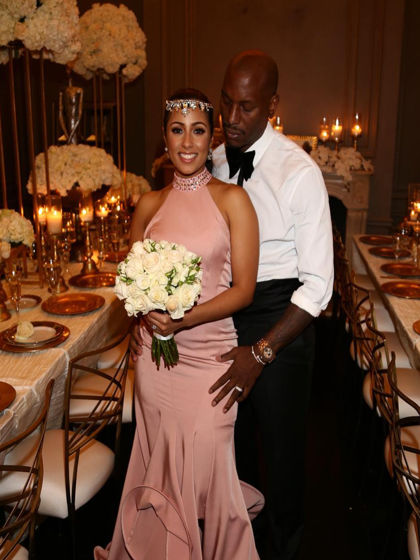 What We Know About Tyrese's New Bride