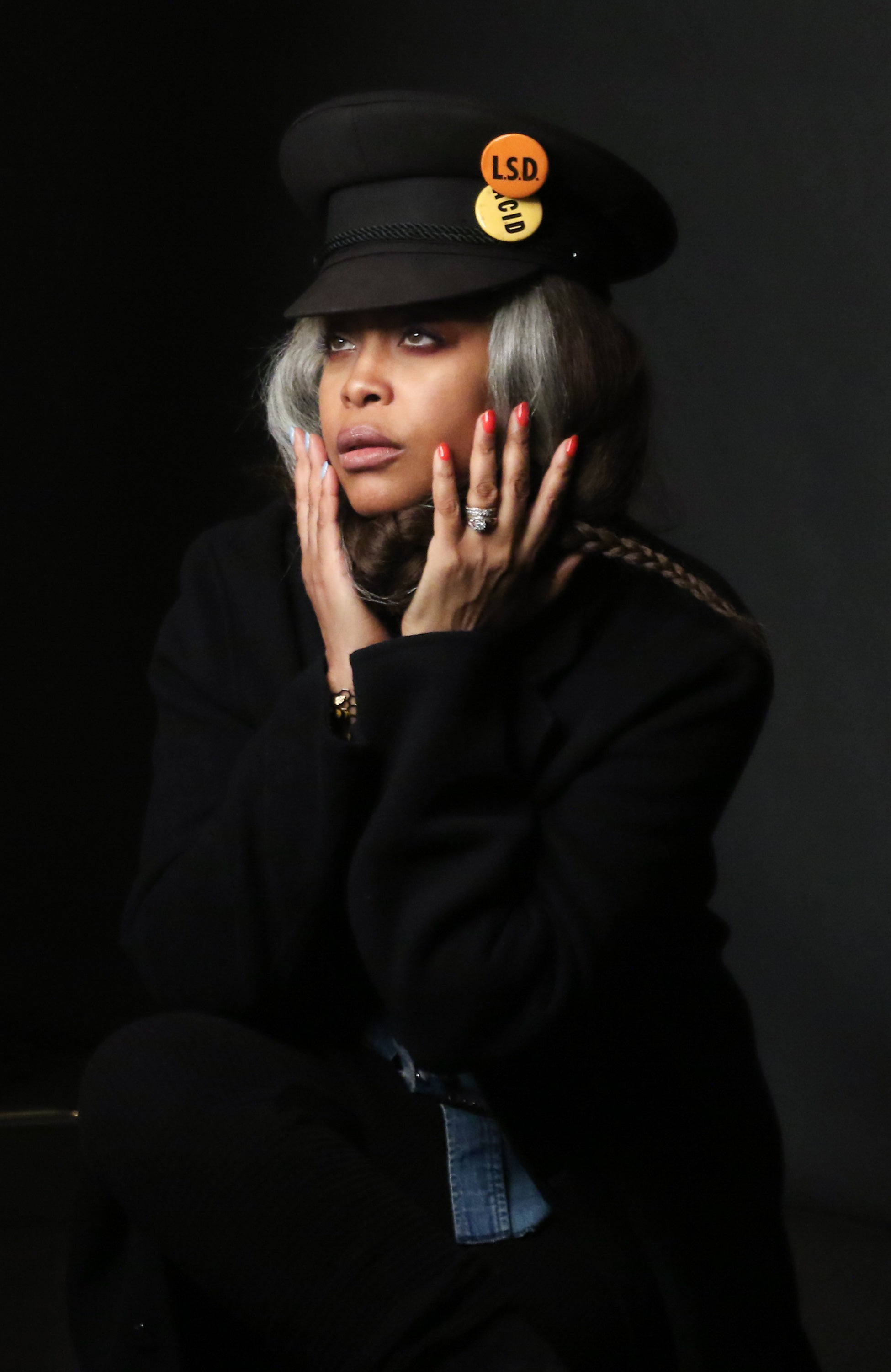 Erykah Badu Held A Twitter Q&A On Relationships And We Are Here For Her Gems!
