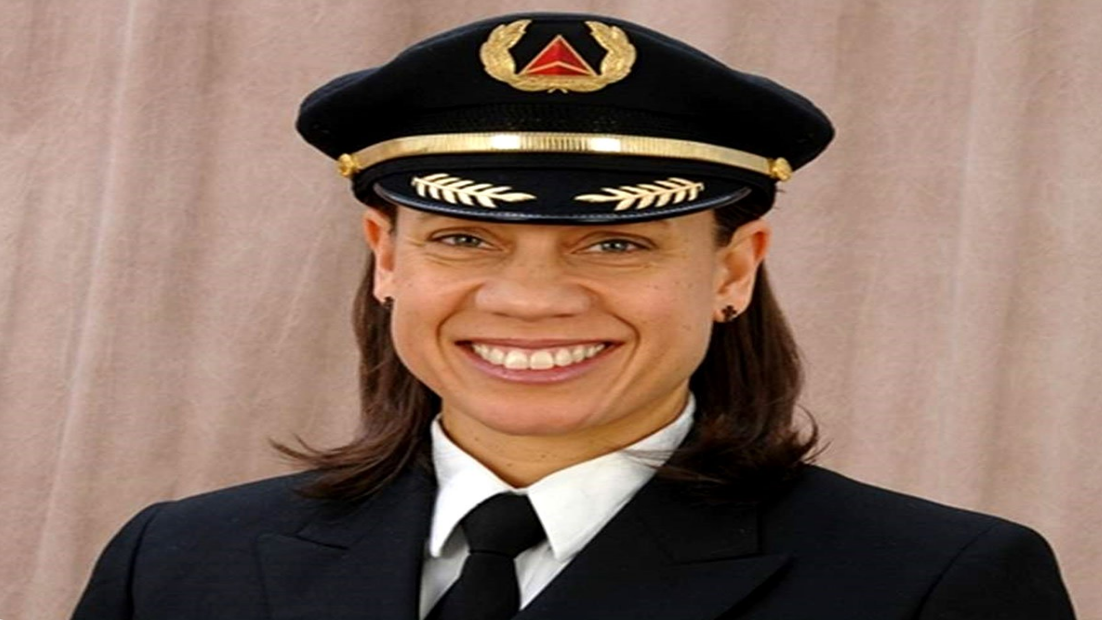 You're Looking At Delta Airlines' First Black Female Captain