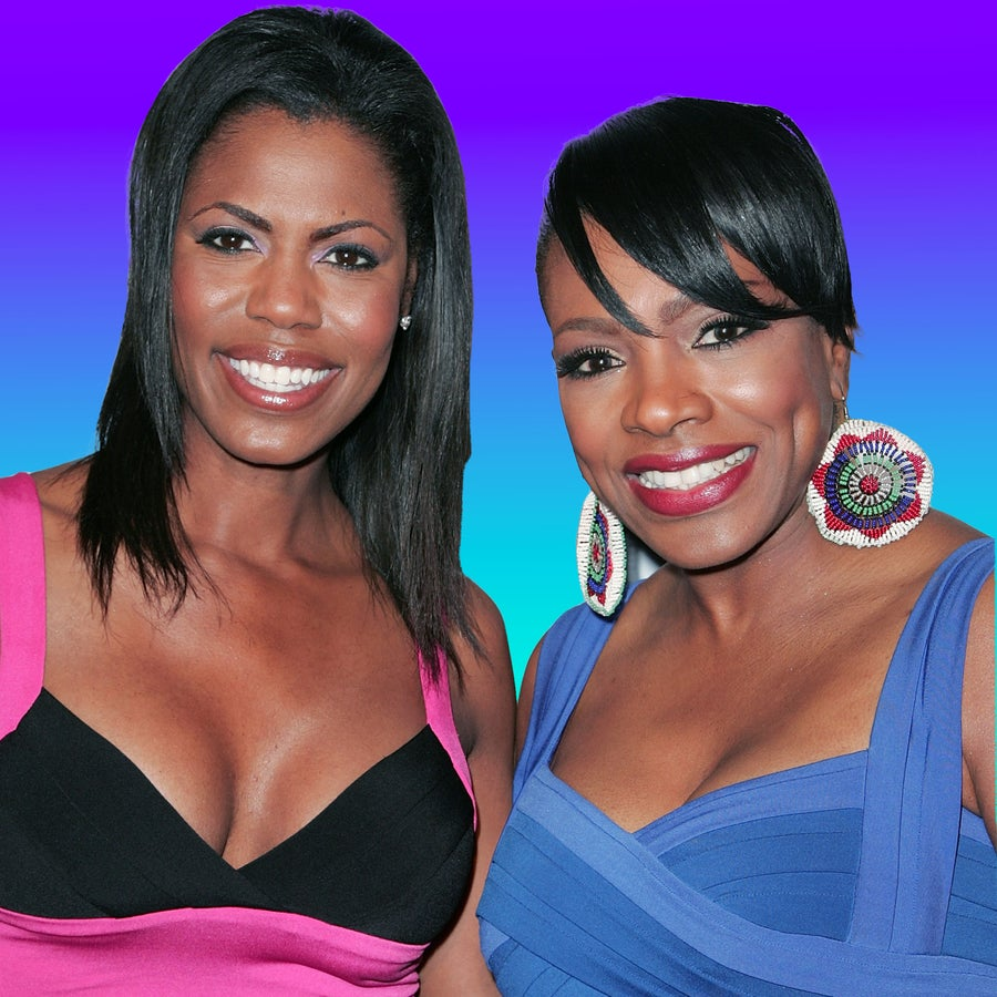 Sheryl Lee Ralph Says Omarosa Told Her to Join the Trump 'Train'