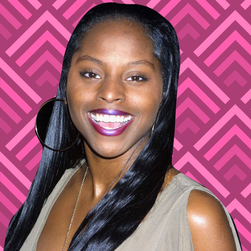 Foxy Brown Welcomed A Baby Girl!
