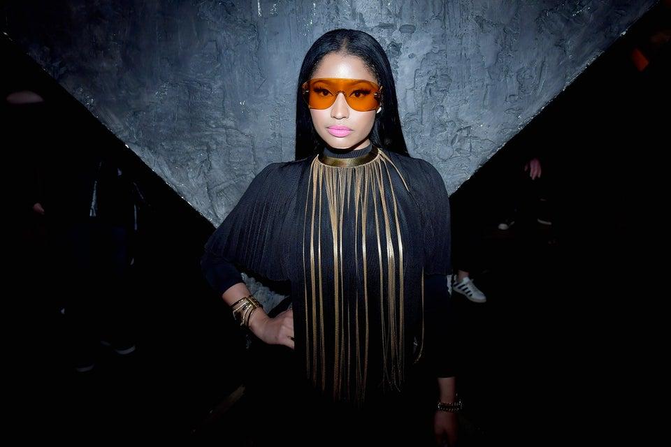 """Nicki Minaj """"No Frauds"""" Video"""