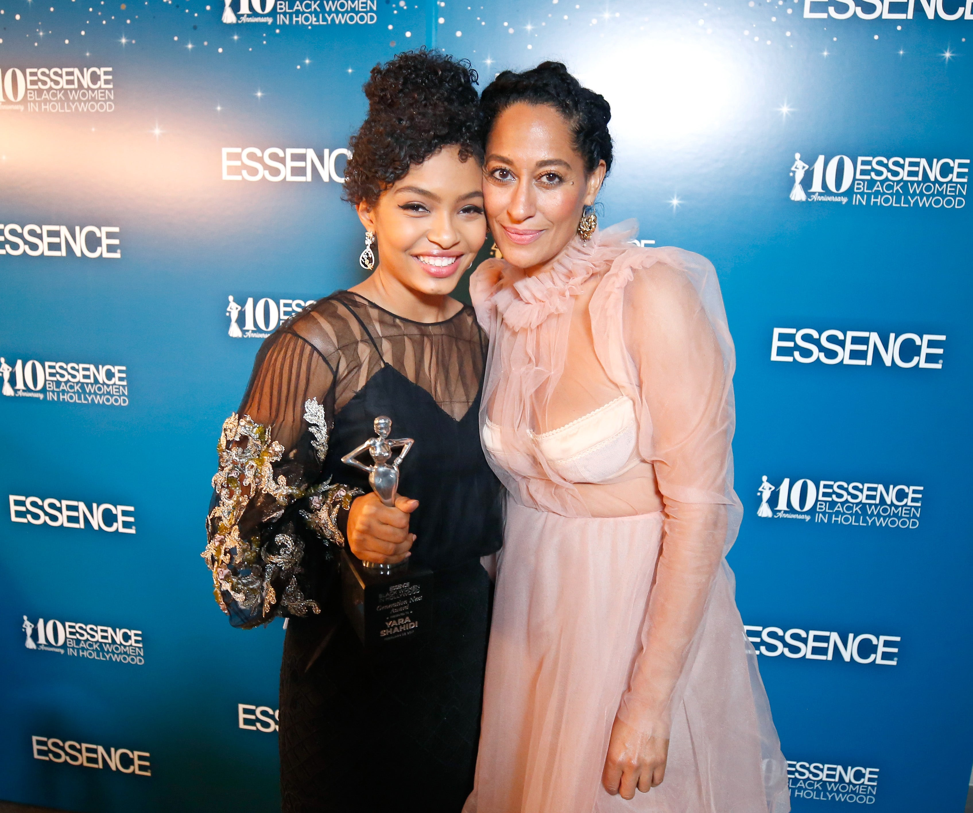 Read The Touching Letter Tracee Ellis Ross Wrote To Her 'Black-ish' Co-Star Yara Shahidi