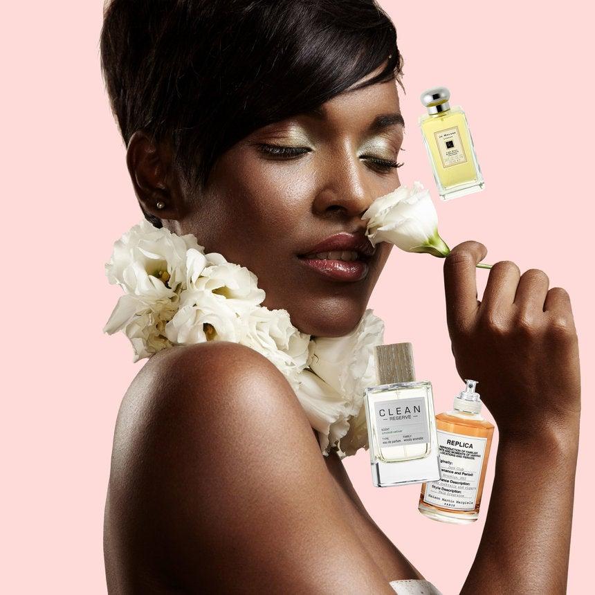 The Perfume 12 Brides Wore To Their Weddings