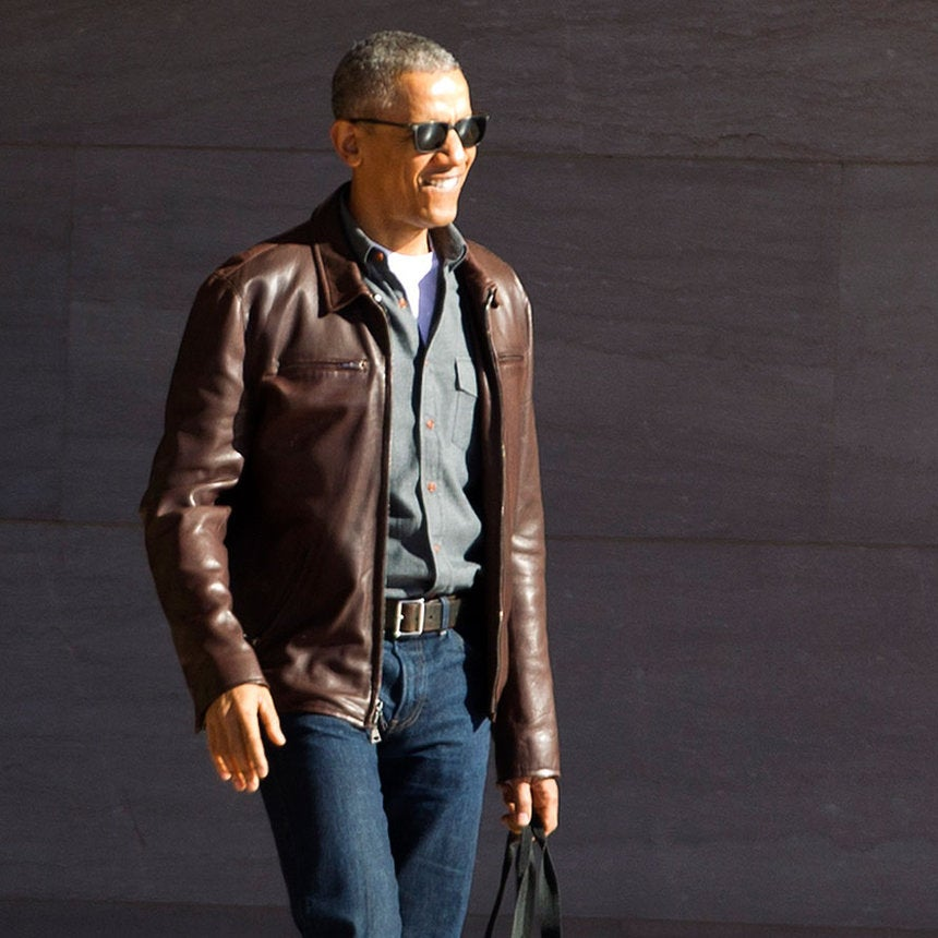 Barack Obama Spotted Out For First Time Since Denying Donald Trump's Unsubstantiated Wiretap Claims
