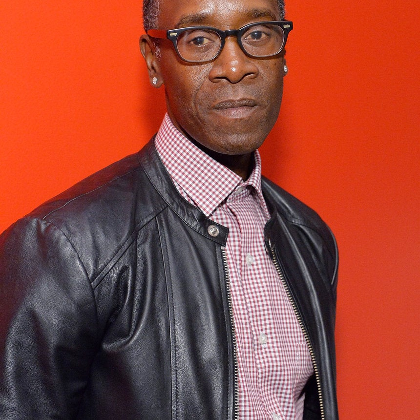 In Bizarre Series Of Tweets, Don Cheadle Claims Donald Trump Used Racist Slur With Friend's Father