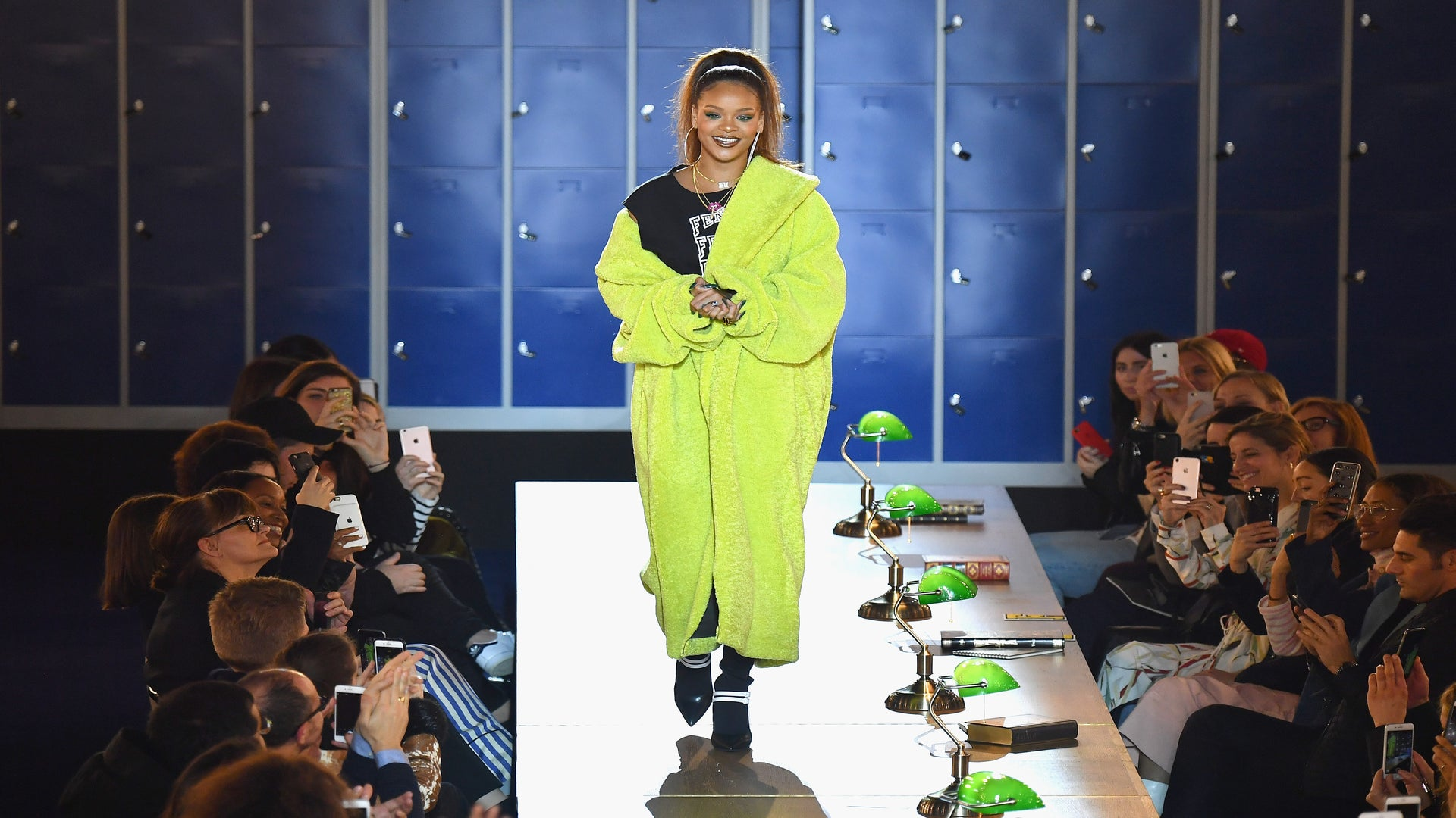 Take a Look Inside Rihanna's FENTY x PUMA Paris Fashion Show