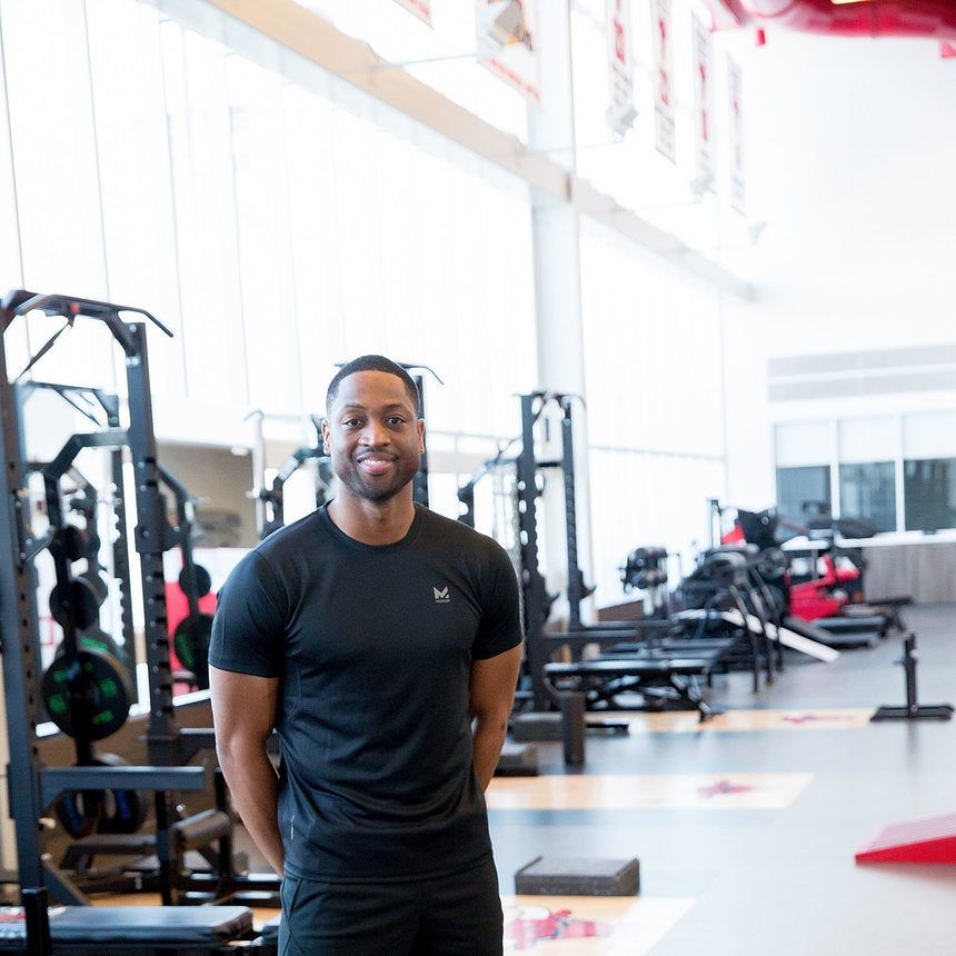 I Worked Out With Dwyane Wade And Fell in Love With His New Line of ActiveWear