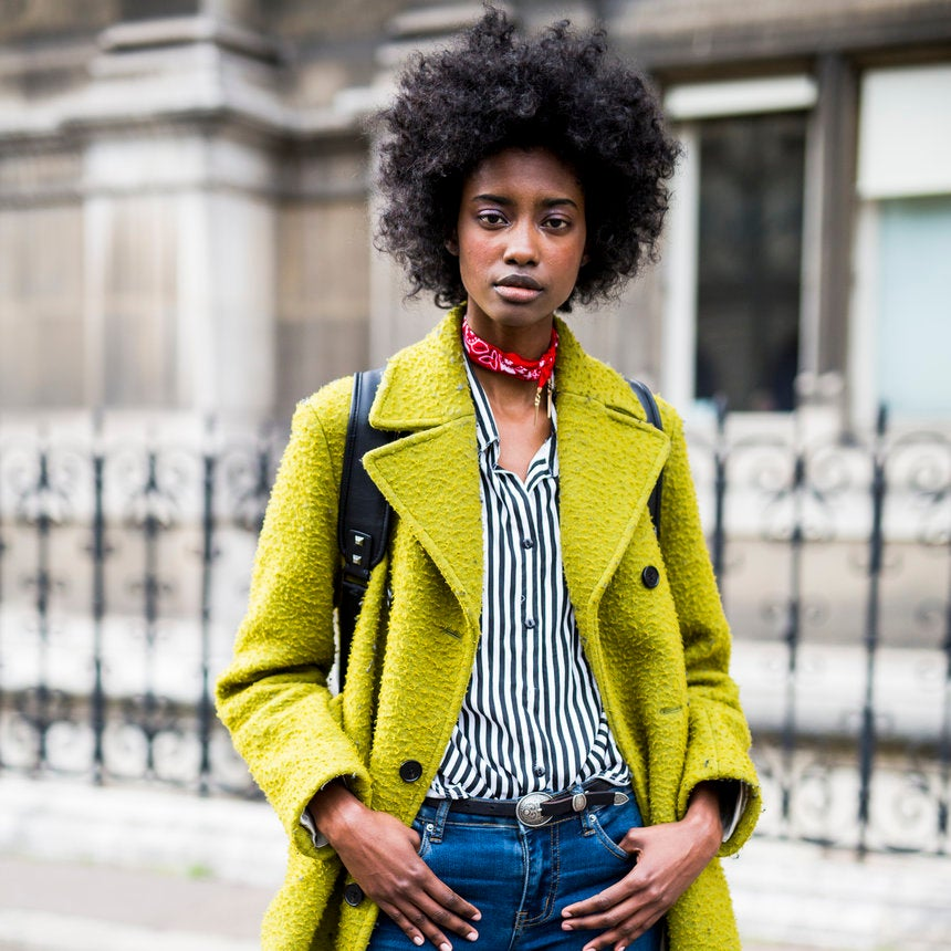 Fashion's Finest Take To The Streets During Paris Fashion Week