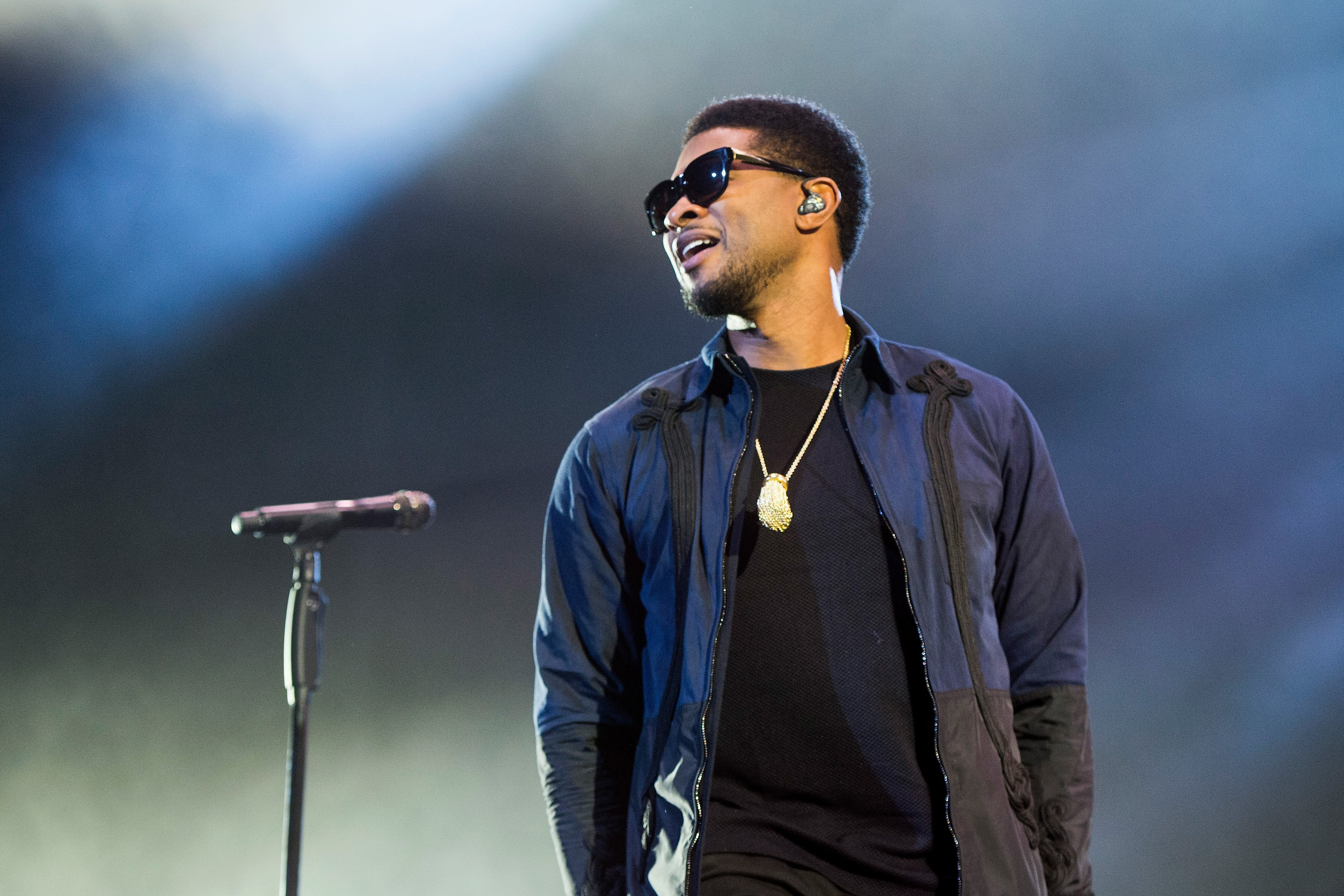 Studio Where Usher Was Recording Involved In Shooting Incident