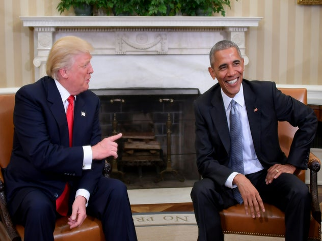 7 Times Trump Tried To Come For Obama