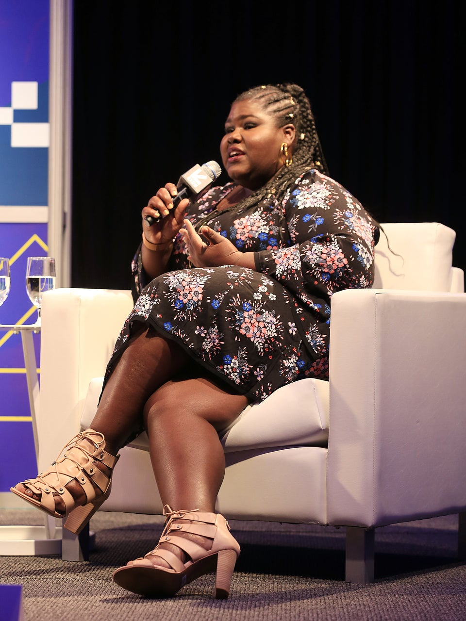 The Irony: Before Acting Gabourey Sidibe's Name As a Phone Sex Operator Was 'Becky'