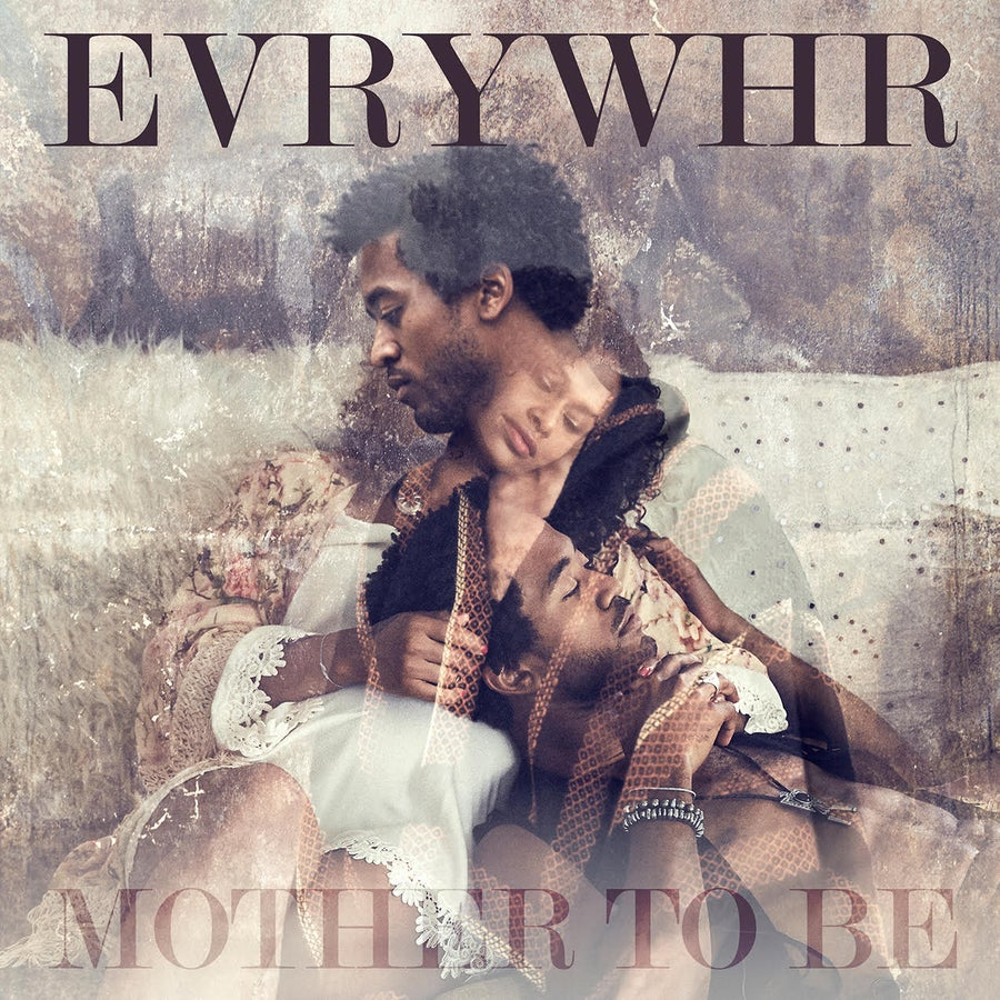 """EXCLUSIVE: R&B Artist EVRYWHR Celebrates That Special Someone In His Video For """"Mother To Be"""""""