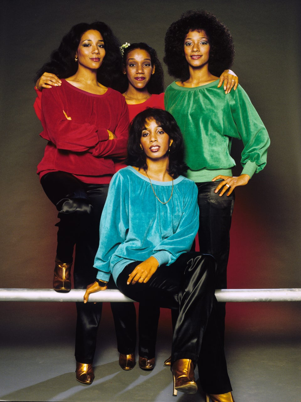 13 Sister Sledge Hair Moments That Embodied The Disco Era