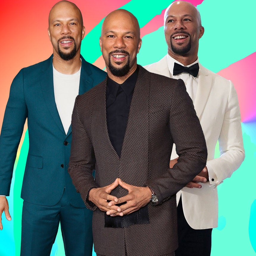 20 Times Common's Dapper Style Made us Swoon