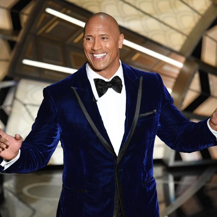 Dwayne Johnson Started His Career With Only $7 In His Pocket