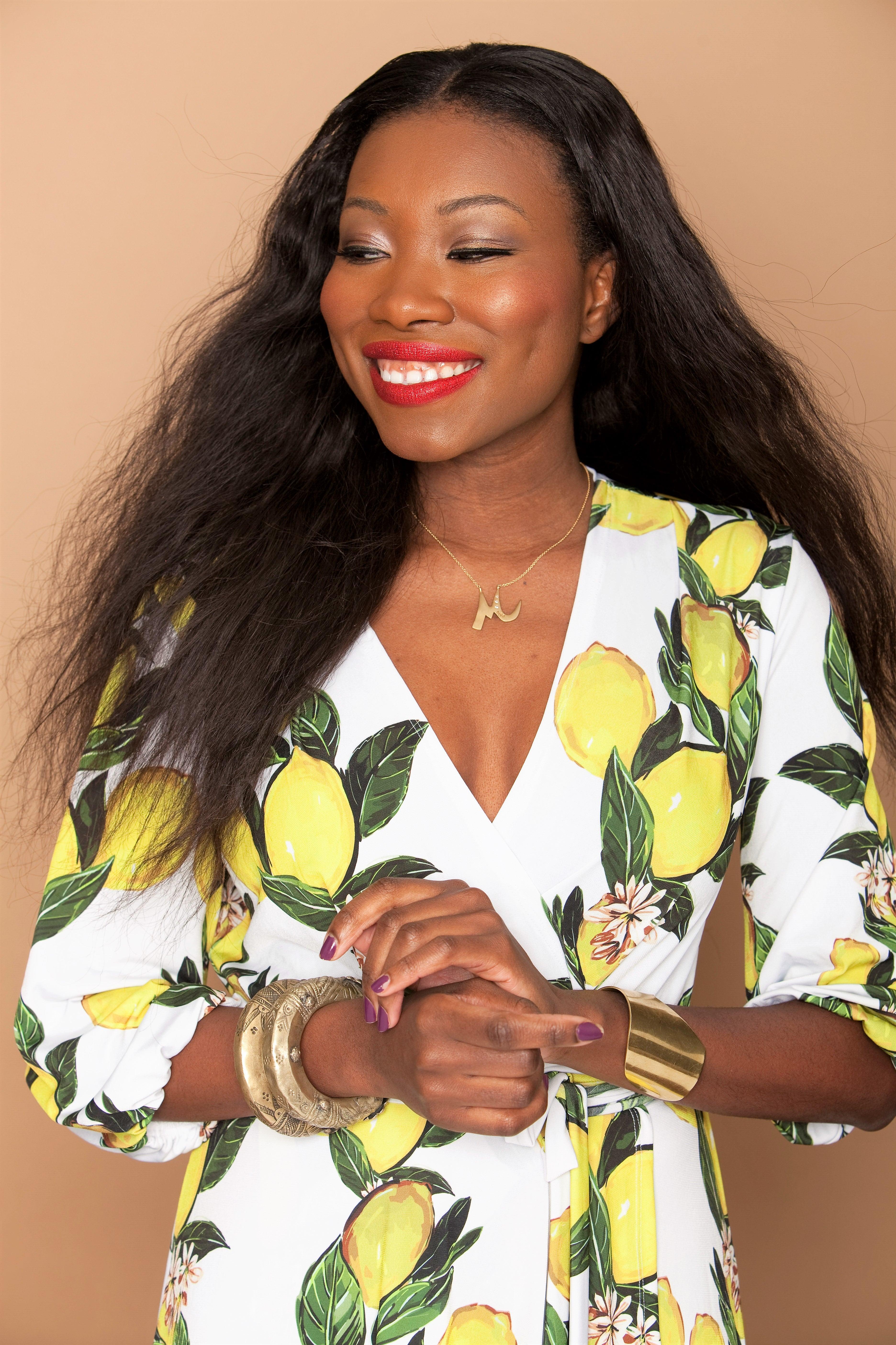 Haitian Fashion Designer And Rue107 Founder Marie Jean Baptiste Essence