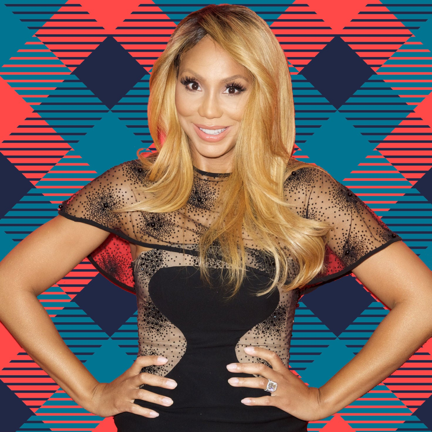 Tamar Braxton Says Marriage Rumors Brought Her Closer to Husband