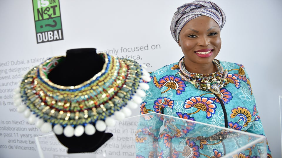 Designer Anita Quansah Has Outfitted Alicia Keys, Nicki Minaj & More In Her Pieces Inspired By African Royalty