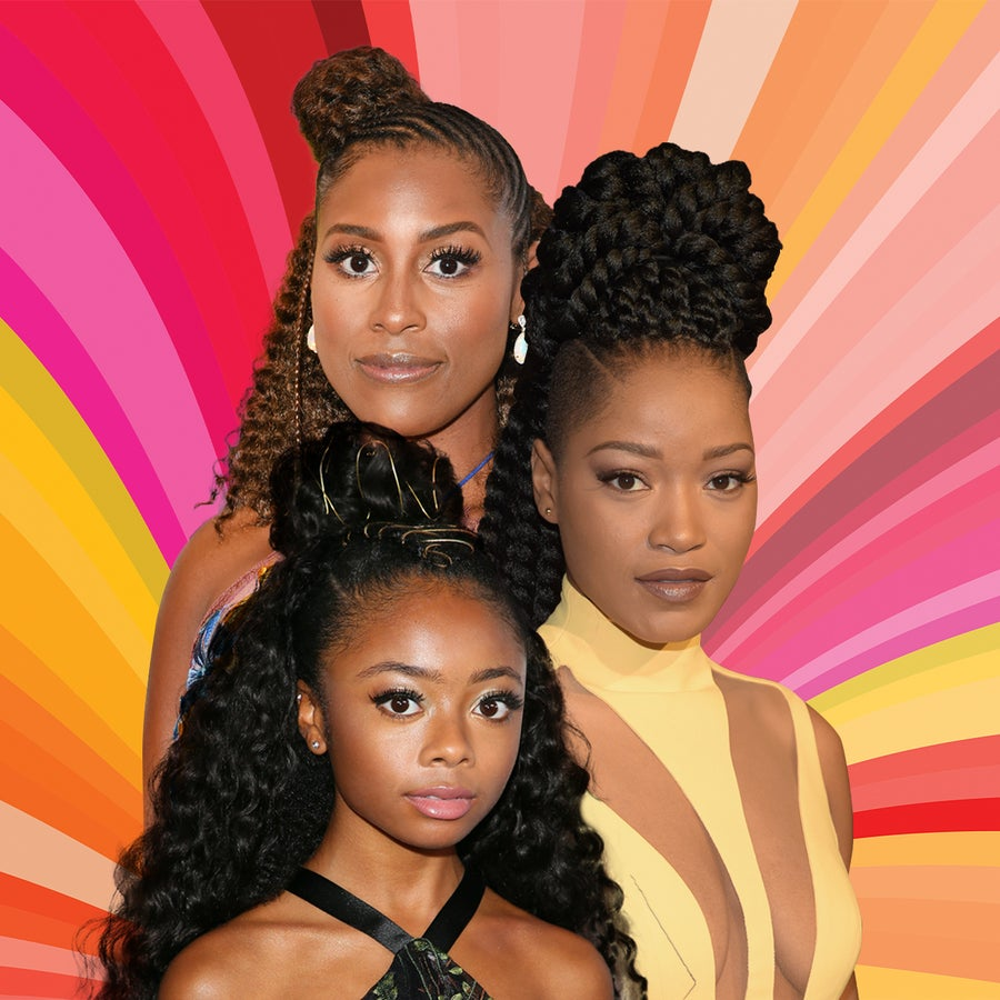 21 Half Up, Half Down Hairstyles To Covet When You Can't Make Up Your Mind