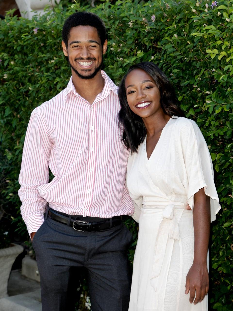 Are 'HTGAWM' Stars Alfred Enoch and Aja Naomi King Dating?