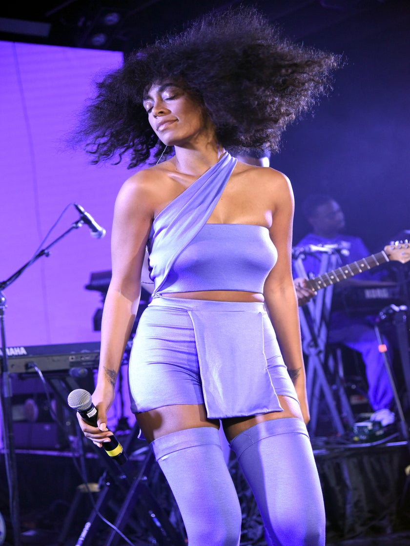 Solange Brought Her Stunning Visuals to SXSW