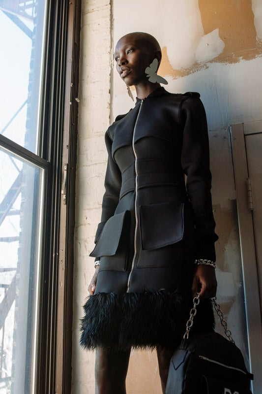 Why We've Got Our Eye on This Black Designer's Exquisite Fall Collection