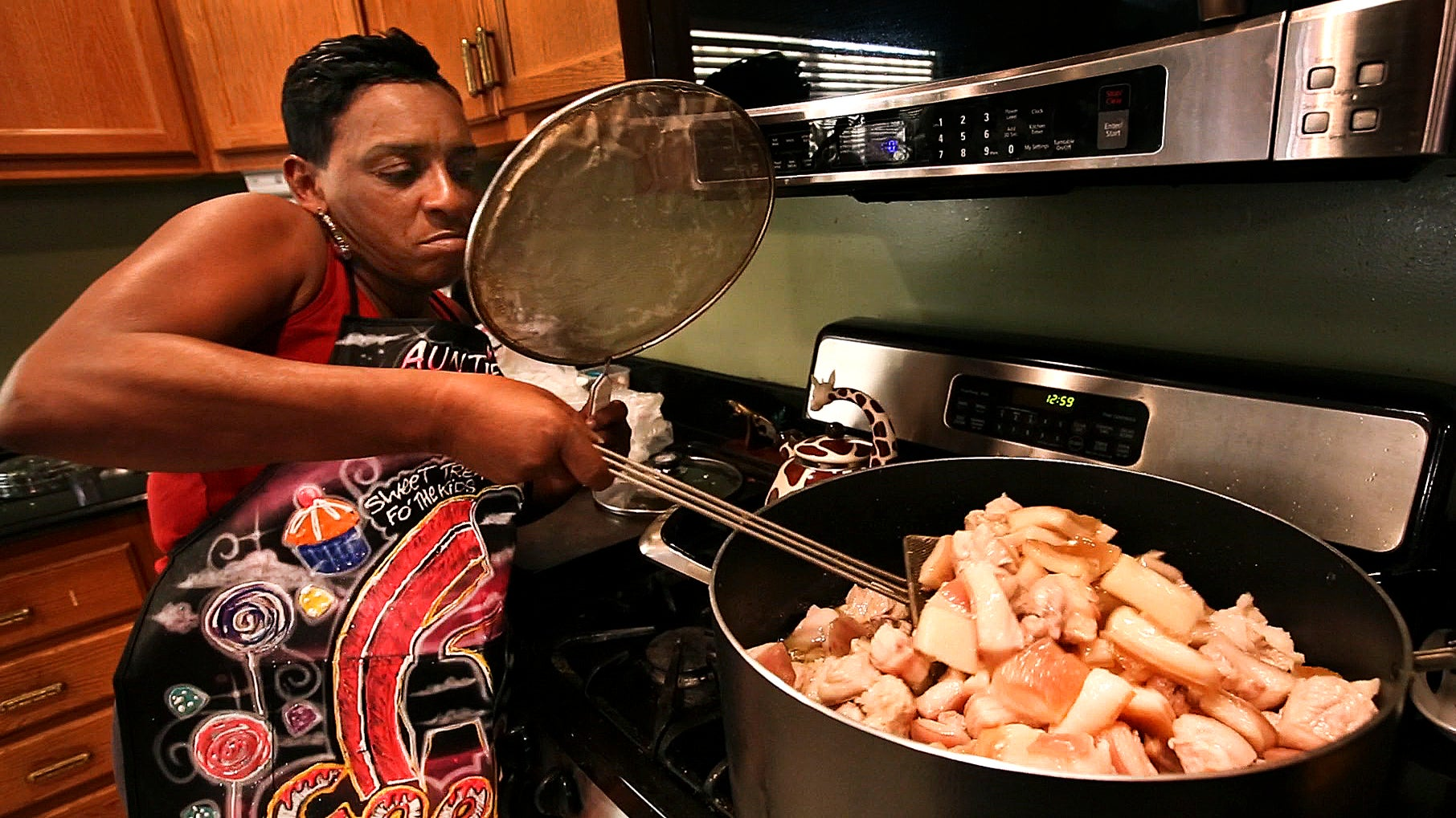 Auntie Fee Passes Away At 59