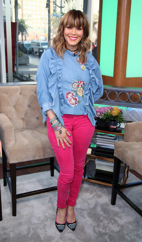 Nicole Ari Parker Taraji P Henson Tamar Braxton And More Celebs