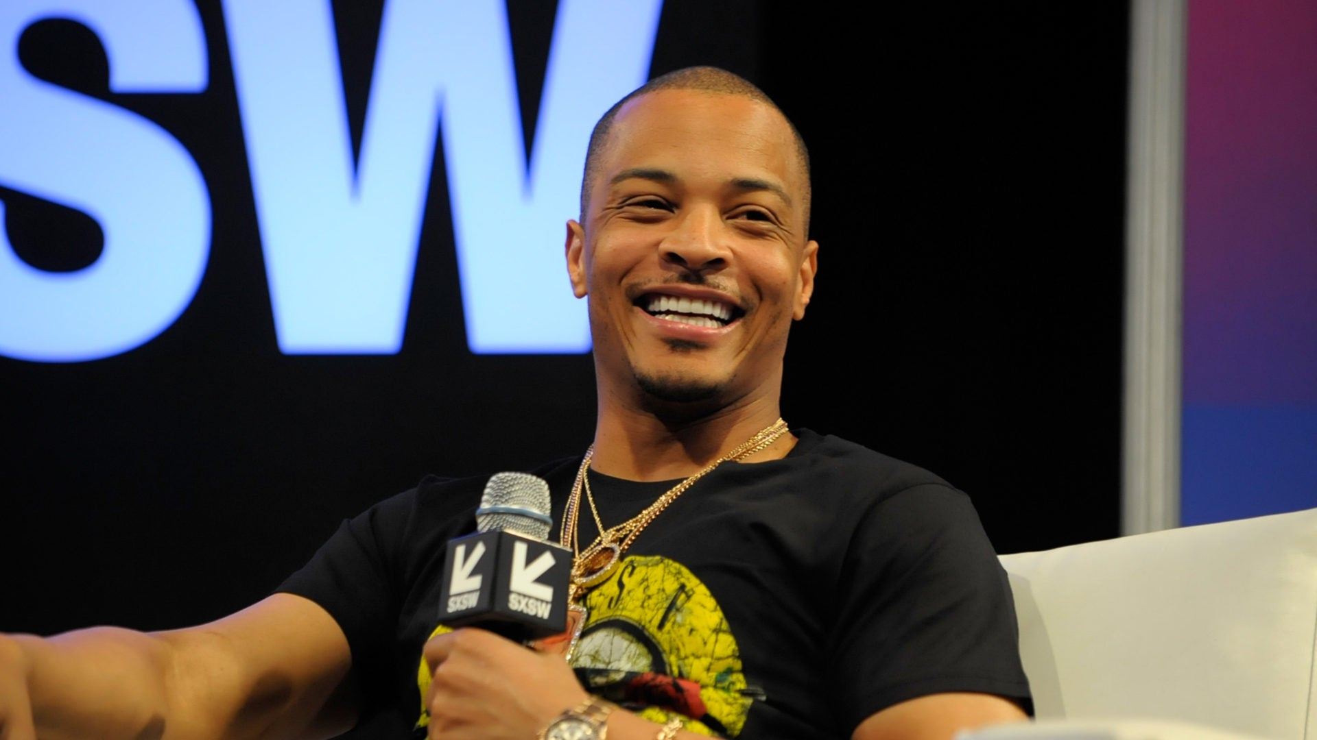 T.I. Recognized By Georgia Senate For His Philanthropy Efforts
