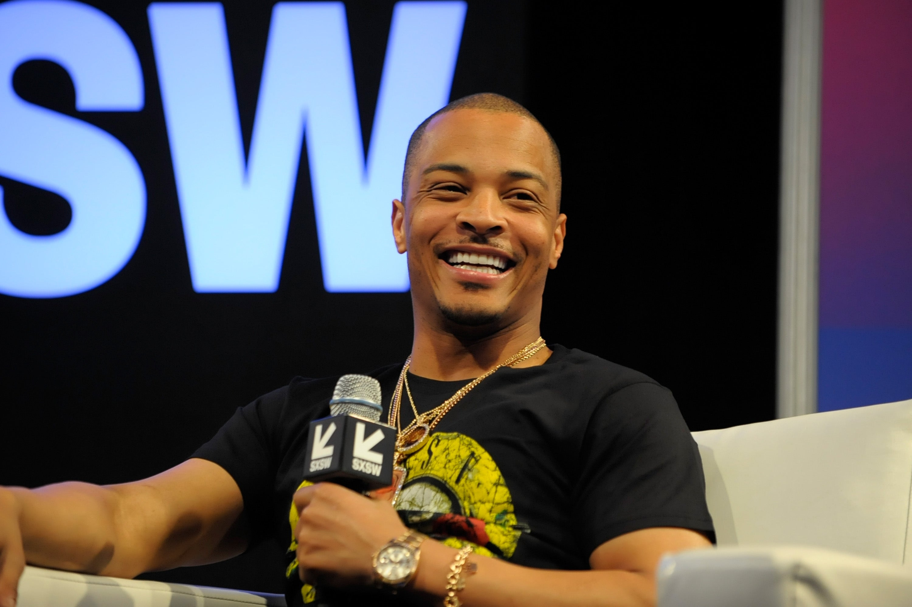 Big Things Poppin': T.I. Recognized By Georgia Senate For His Philanthropy Efforts