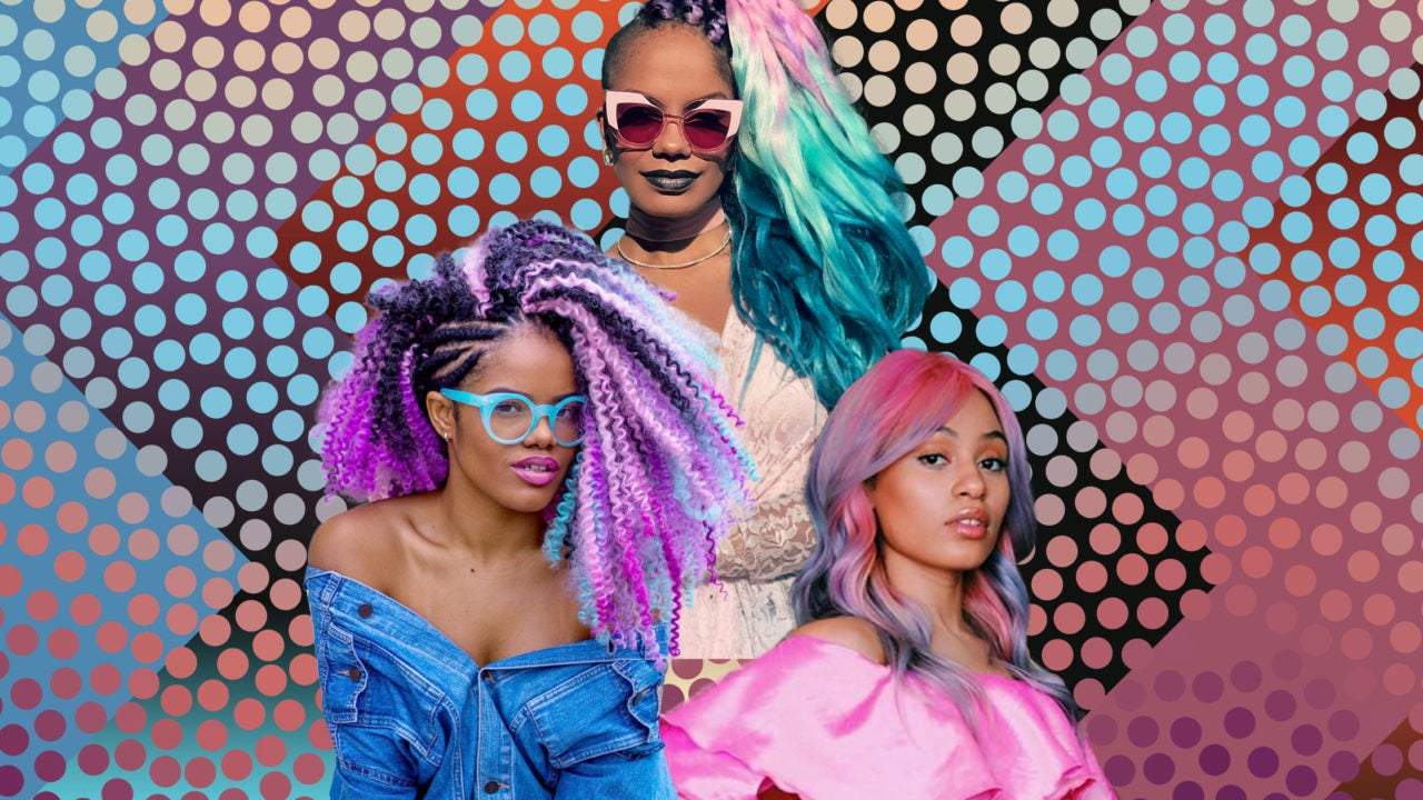 31 Colorful Black Girl-Approved Hairstyles Giving Us Spring Fever
