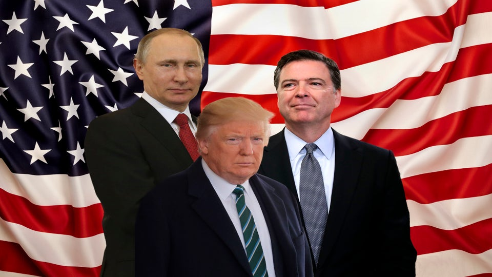 It Is Official: ComeyAnnounces FBI Investigation Into Russian Interference Linking To Trump Campaign