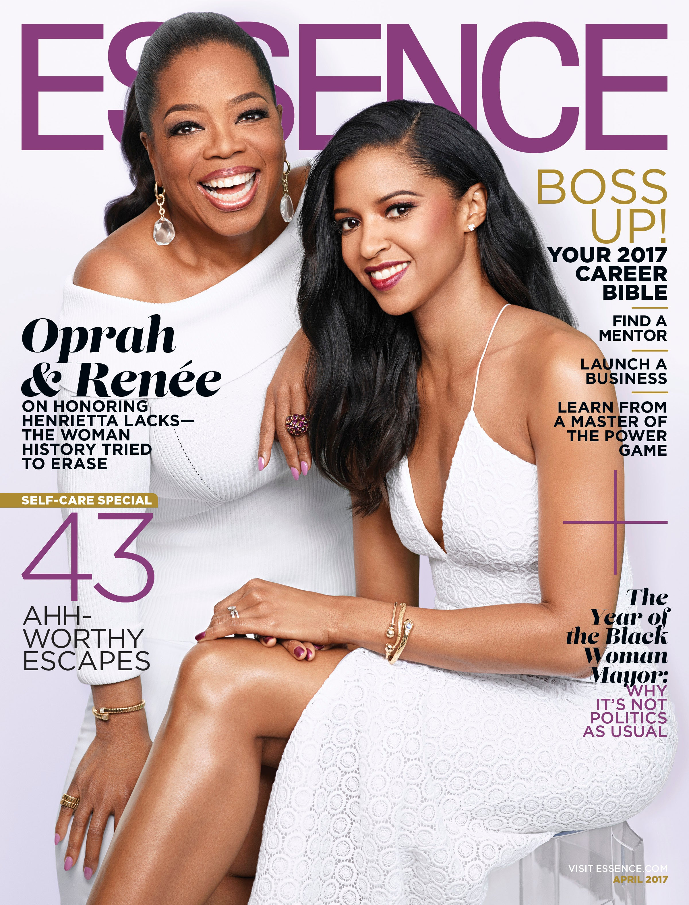 ESSENCE Covers 2017