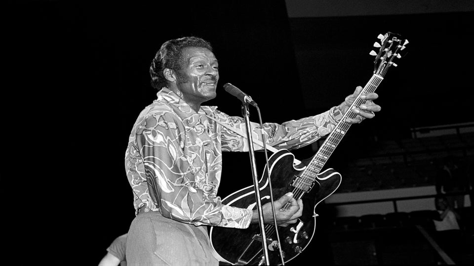 Celebs Remember The Late Great Chuck Berry
