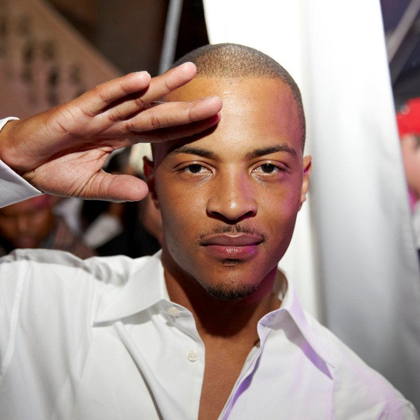 T.I. Claps Back At Steve Harvey For, Once Again, Supporting Trump