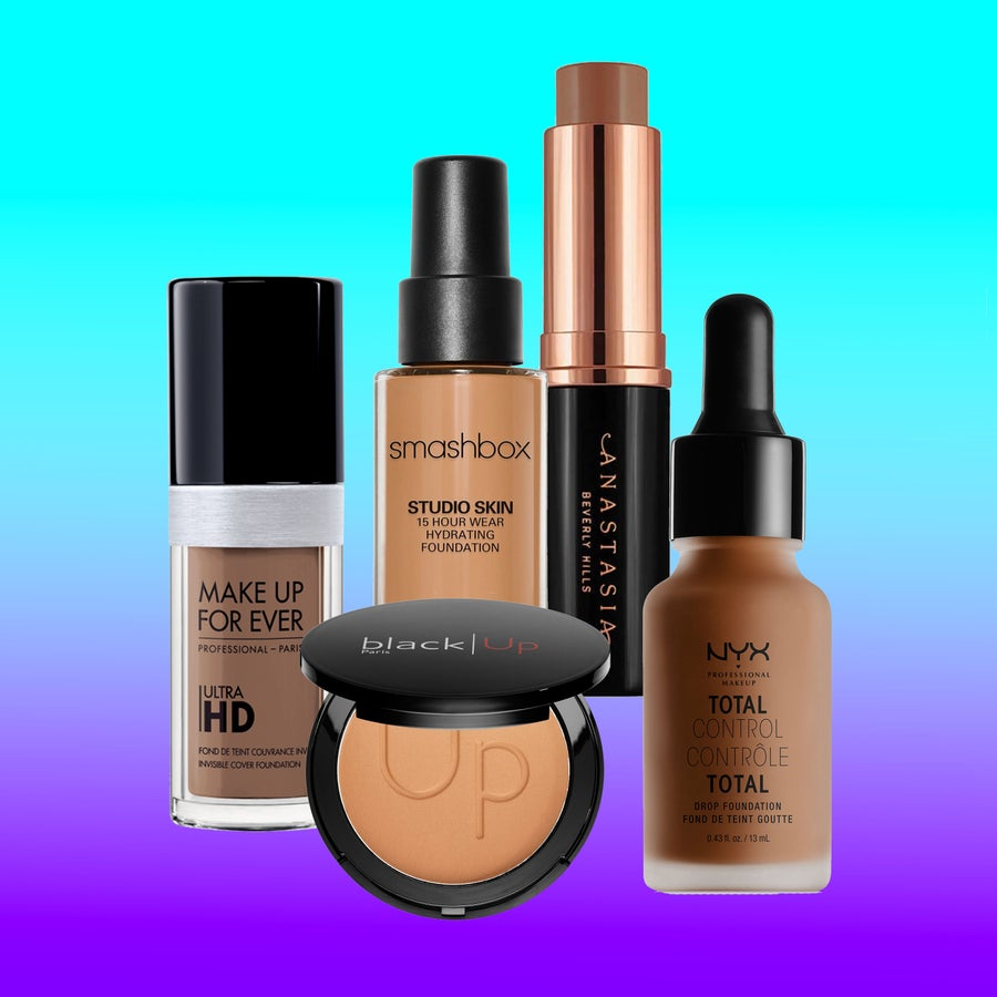 7 Foundations That Cover Dark Spots Like A Boss