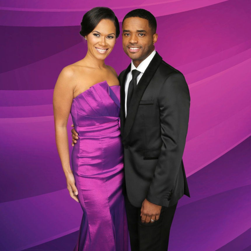 Larenz Tate Reveals What Makes His Longtime Marriage Work and We Absolutely Love His Answer