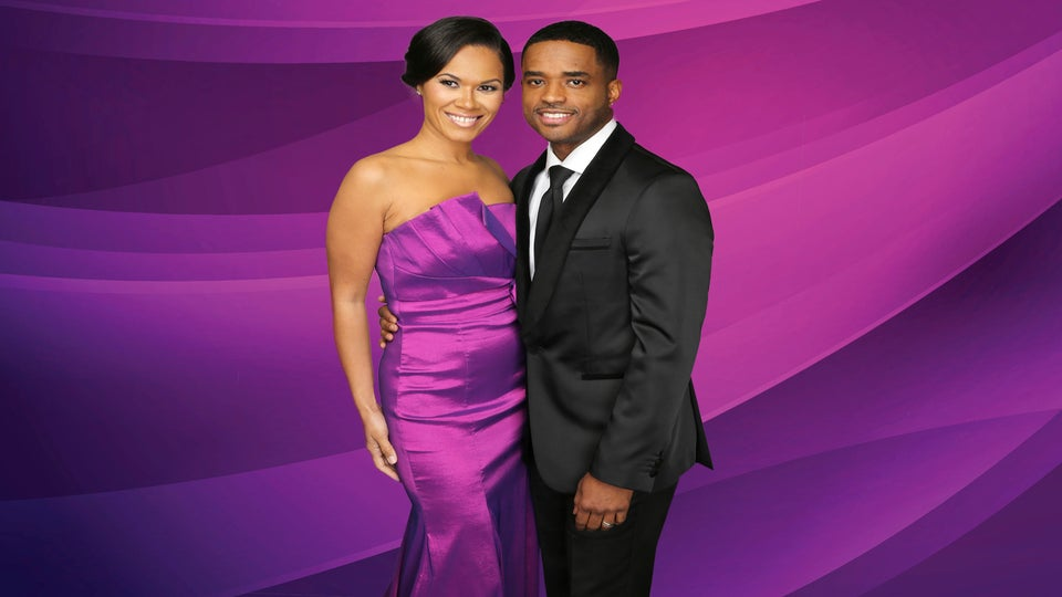 Larenz Tate and Wife Tomasina's Sweet Love Through The Years
