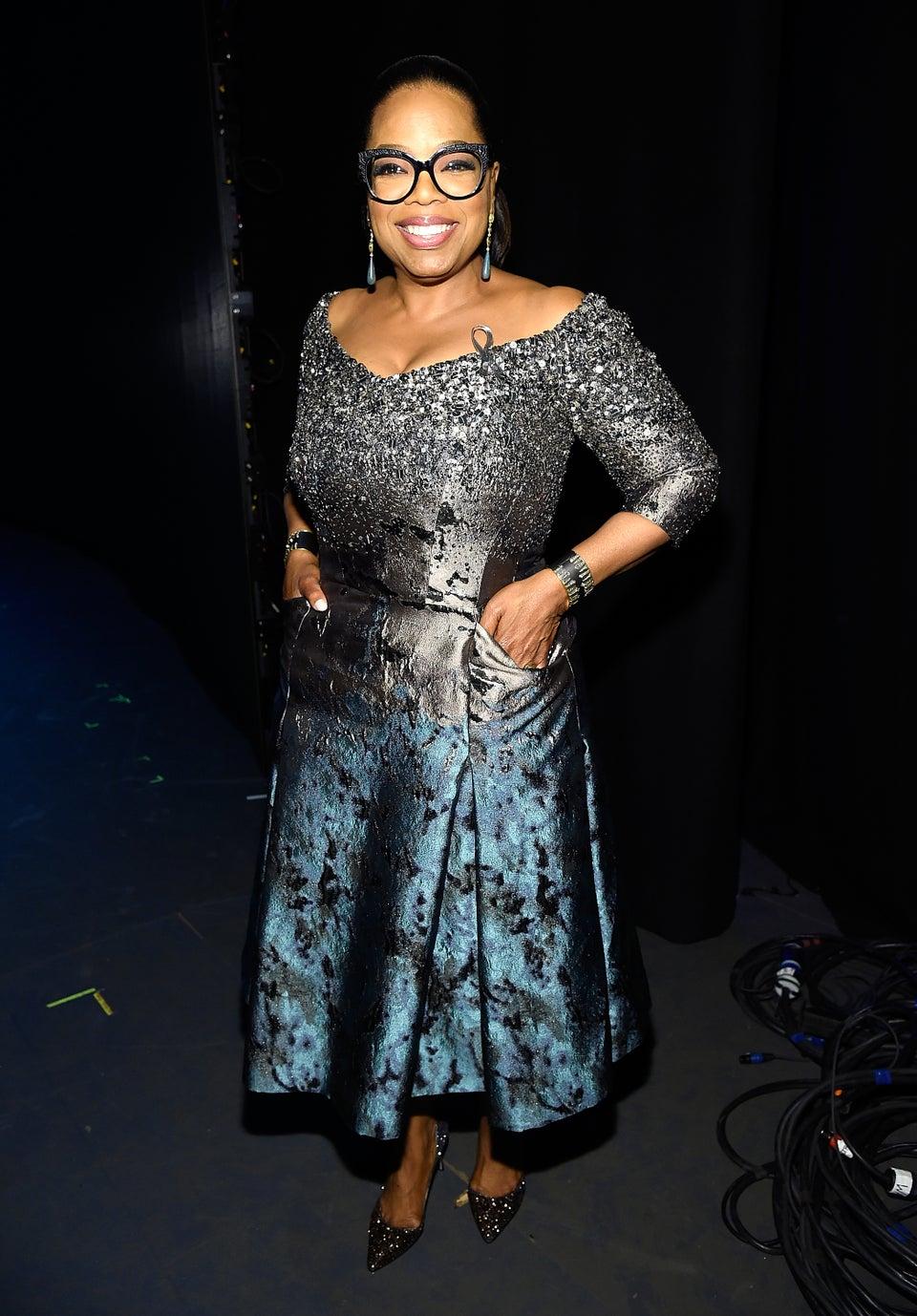 Oprah Reveals When She Feels Sexiest