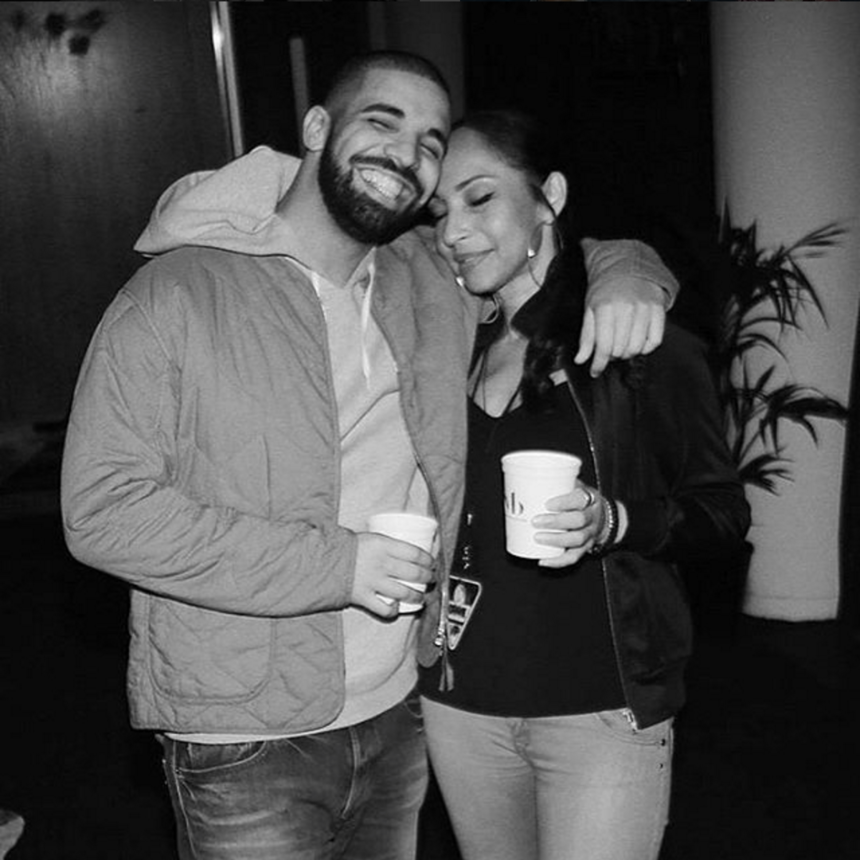 Drake And Trey Songz Share More Photos Of Sade, Twitter Has A Lot Of Feelings About It