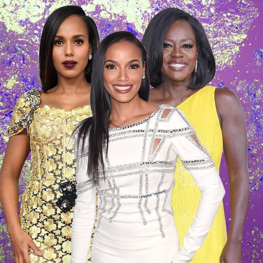 3 Red Carpet Beauty Trends Every Black Girl Will Be Wearing This Spring